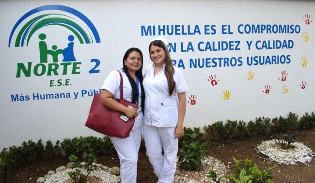 ESE Norte 2 sigue en la búsqueda de la excelencia para la salud