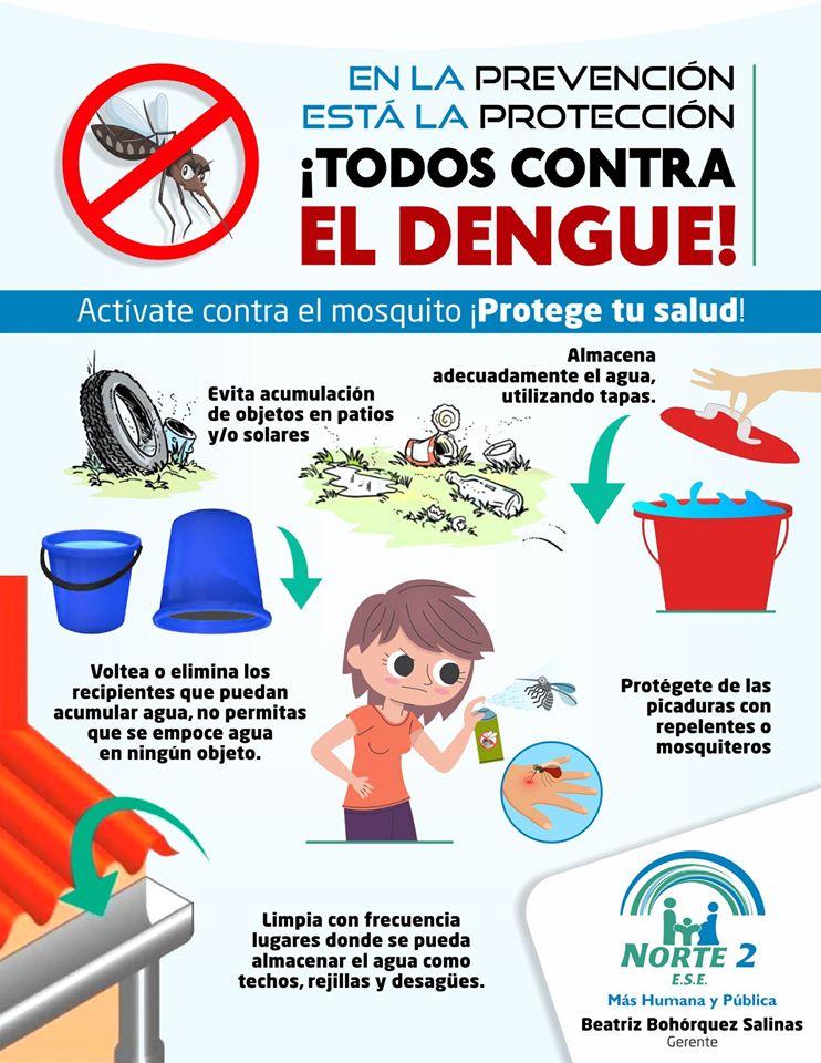 Campaña todos contra el Dengue - ESE Norte 2
