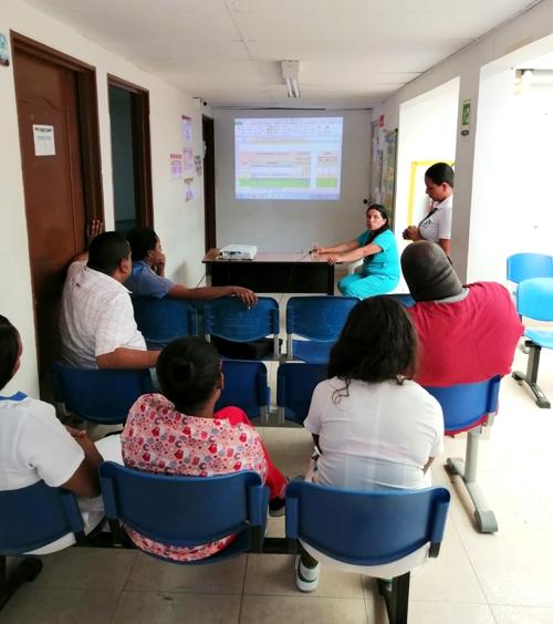Socialización de estimaciones en salud se realizan en hospital de Guachené