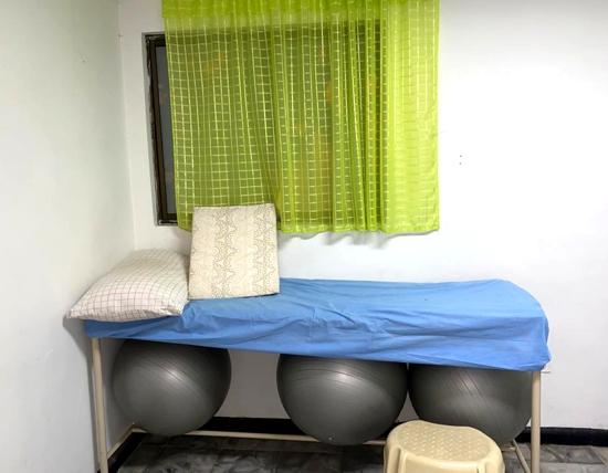 Área de Fisioterapia del Hospital de Corinto será remodelada