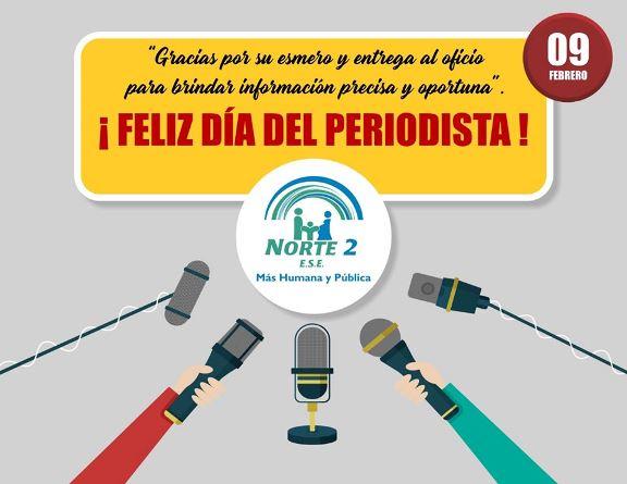 Día del Periodista - ESE Norte 2