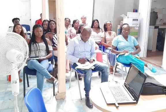 En Guachené se trabaja decididamente por la protección de niños y jóvenes