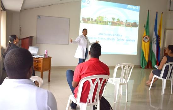 ESE Norte 2 toma medidas frente al Coronavirus en el norte del Cauca