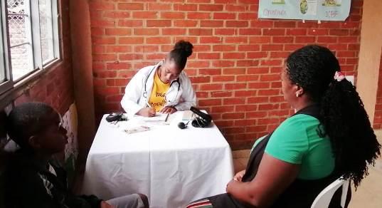 Gran Brigada de Salud se desarrolló en Guachené