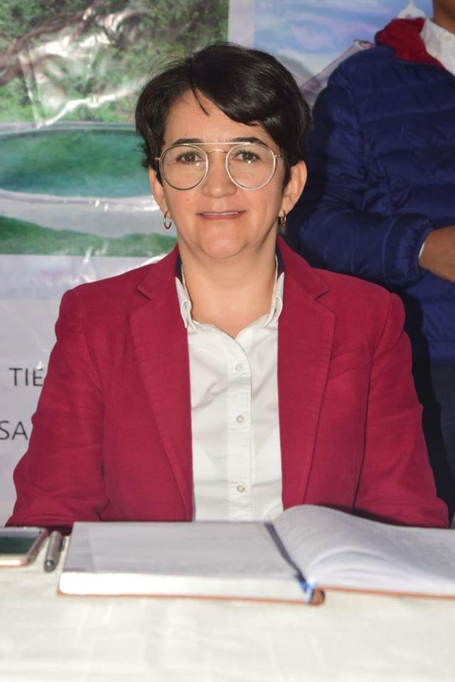 Natalia Elisa Mesa Ángel, Secretaria de Salud del Cauca.