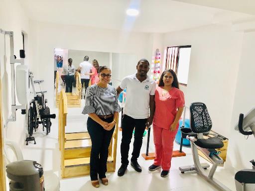 Unidad de Fisioterapia está al servicio de las comunidades en Corinto