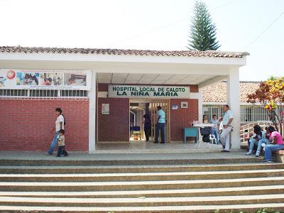 Hospital Niña María de Caloto - ESE Norte 2
