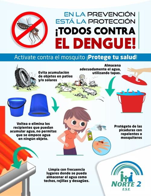 Campaña contra el Dengue - ESE Norte 2