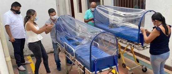 Hospital de Miranda ya cuenta con cabinas de aislamiento