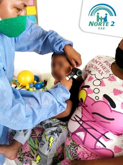 Porque la salud de los corinteños es nuestra prioridad - ESE Norte 2
