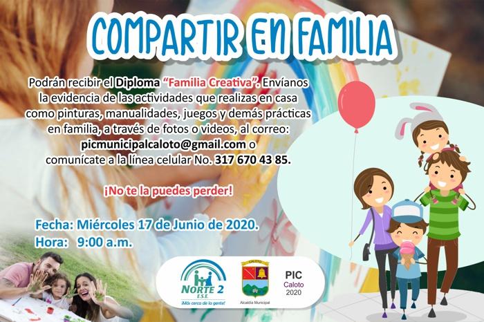 Compartir en familia - ESE Norte 2