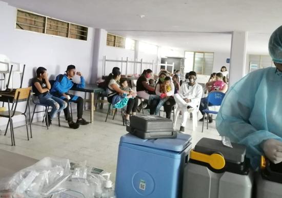 En Corinto, el bienestar de la gente es nuestro principal objetivo