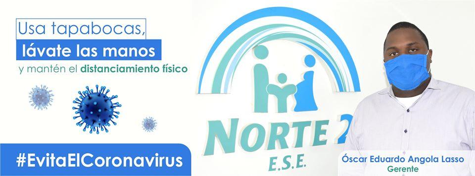 Óscar Eduardo Angola Lasso - Gerente ESE Norte 2 ¡Más cerca de la gente!