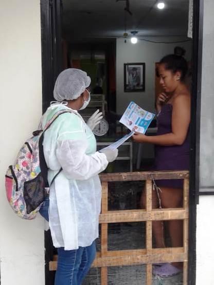 Mantener una buena salud mental es clave para afrontar la pandemia, en Caloto
